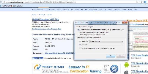 vce exam simulator latest version free download